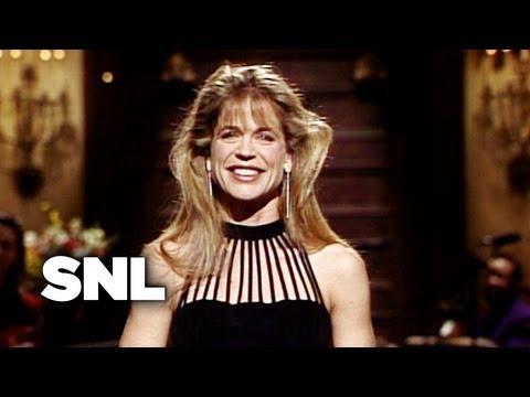 Linda Hamilton Monologue  Saturday Night Live