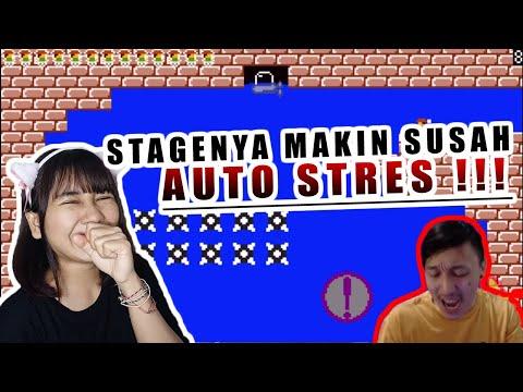 AUTO GREGETAN !!! MAKIN GAK JELAS STAGENYA, TRAP ADVENTURE PART 4 !!! | REACTION BRANDON KENT/BKENT
