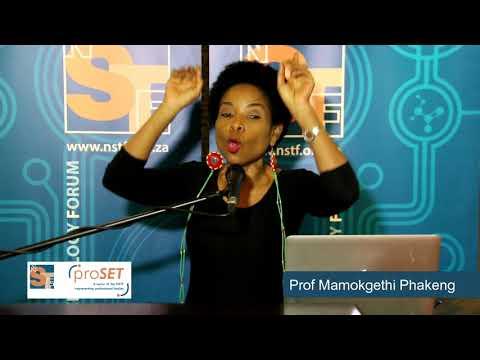 Part 2 Prof Mamokgethi Phakeng, From Language-as-Problem to Language-as-Resource