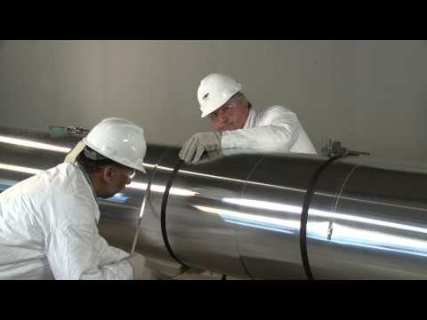 Installing MinWool-1200® Field-Formed Pipe Insulation