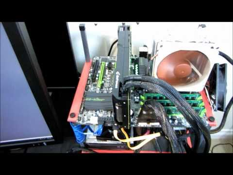 How to Flash a Gigabyte Motherboard BIOS Linus Tech Tips