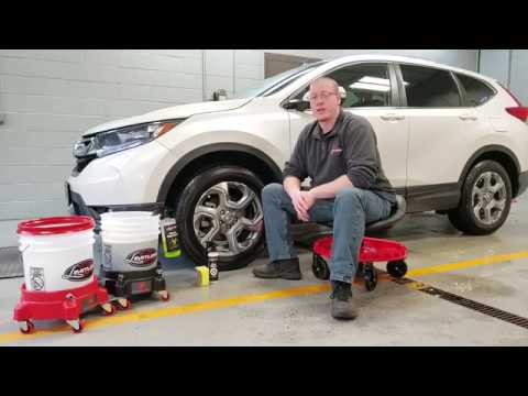 Wheel and Tire Cleaning with Limitless Car Care