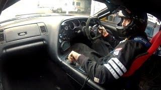 9s Toyota 2JZ Supra 6spd Manual Drag