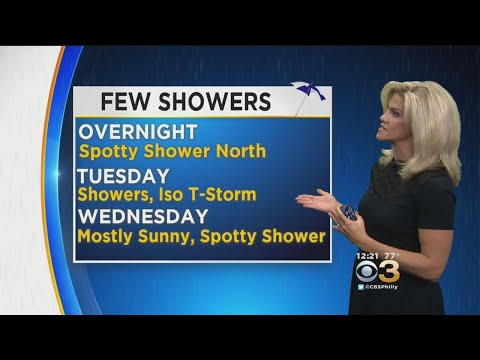 Midday Weather Update: More Rain Coming