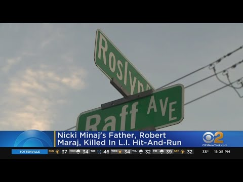 Police: Father Of Rapper Nicki Minaj Killed In Hit-And-Run