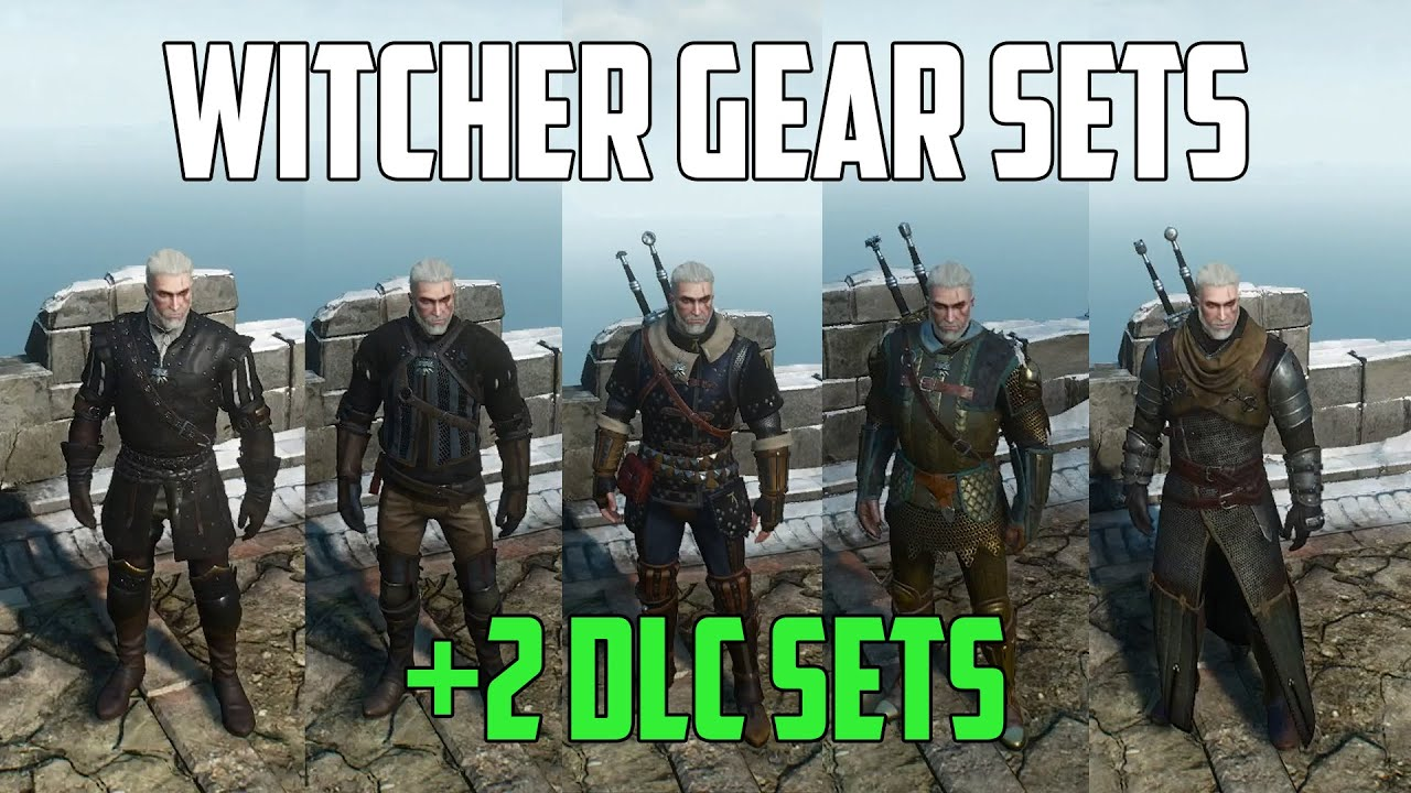 The Witcher 3: Mods, Walkthroughs, DLCs, and All You Need To