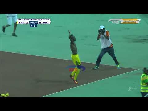 Tazama bao la 'ajabu' kutoka kwa Ibrahim Ajibu; Yanga SC 2-0 Mbao FC (TPL - 07/10/2018)