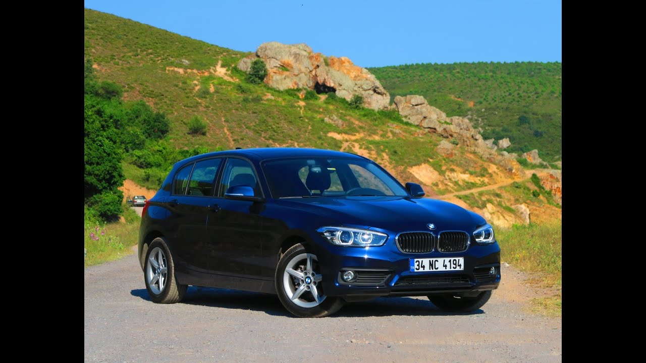 yeni bmw 116d otomatik 2015 test s r youtube. Black Bedroom Furniture Sets. Home Design Ideas