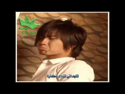 SS501 Hyun Joong - The Reason Why I Live [Arabic Sub]