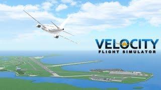 playing Roblox (velocity flight simulator) TNCM -TXKF