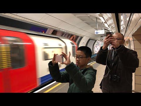 Binaural London: The London Underground Subway 3D Audio