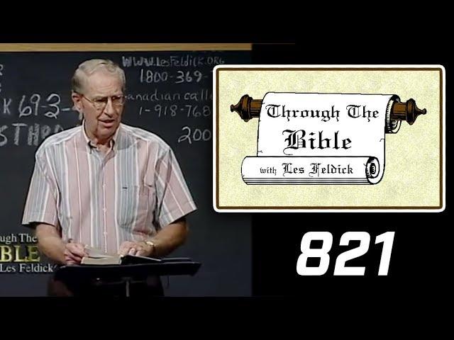 [ 821 ] Les Feldick [ Book 69 - Lesson 2 - Part 1 ] Kinsman Redeemer |a