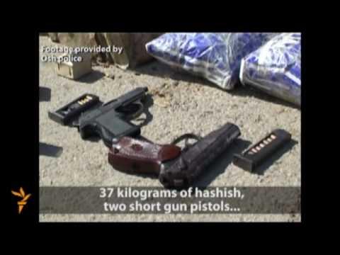 Kyrgyz Police Find Drugs, Weapons In Osh Neighborhood Raid (Radio Free Europe / Radio Liberty)