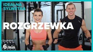 ROZGRZEWKA - 6 min | IDEALNA SYLWETKA | Szymon Gaś & Katarzyna Kępka