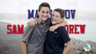 Sam & Andrew's NBA Stardom and Basketball-Themed B'nai Mitzvah Montage Snippet