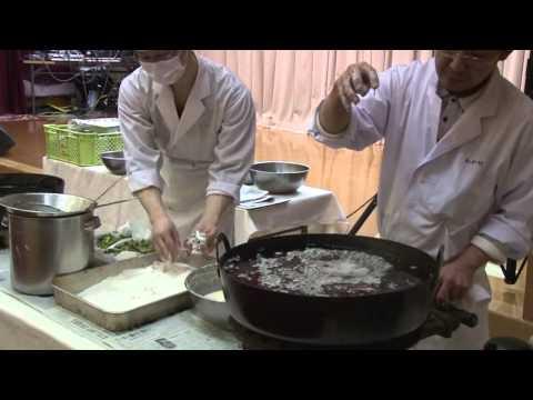 第三十三回竹の子と山菜を味わう会20140506