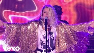 Fergie - Life Goes On - Live From Dick Clark's New Year's Rockin' Eve/2017 [Music Video]