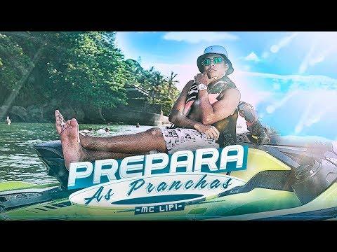 MC Lipi - Prepara As Pranchas - Robozão Que Assombra (Clipe Oficial) DJ Will SP E DJ CK