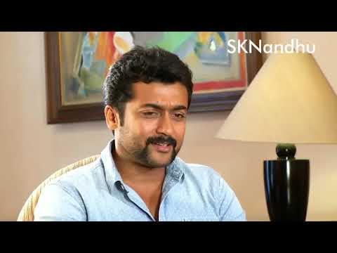 Actor Suriya About Dhoni ( Fan Boy )