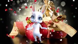 Волшебное рождество. Поздравление с рождеством христовым в стихах.