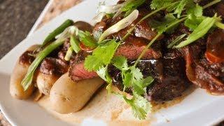 Puttanesca Skirt Steak