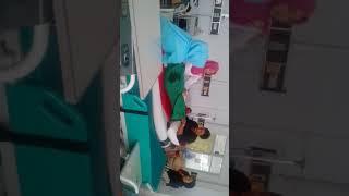 Pemindahan pasien pasca operasi