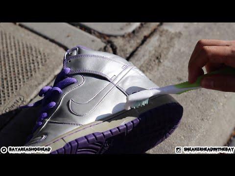 Nike Sb Dino Jr. Mini Restoration - YouTube