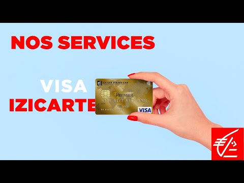 Izicarte Une Carte De Paiement Et De Credit Ile De France