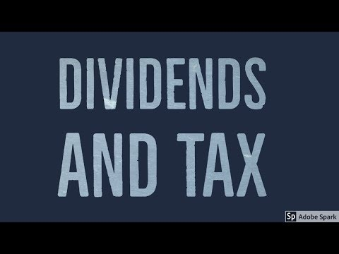 How To Calculate Tax On Dividends In Canada