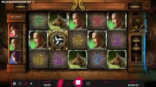 Обзор игрового автомата Relic Seekers (Pulse 8/Microgaming)