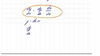 Transcendental Functions 14 Derivative of Natural Log of x.mov