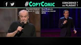 #CopyComic - Gad Elmaleh Partie 1