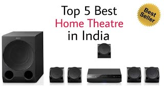 Top 5 Best Home Theatre in India with Price | Best Home Theatre 2020