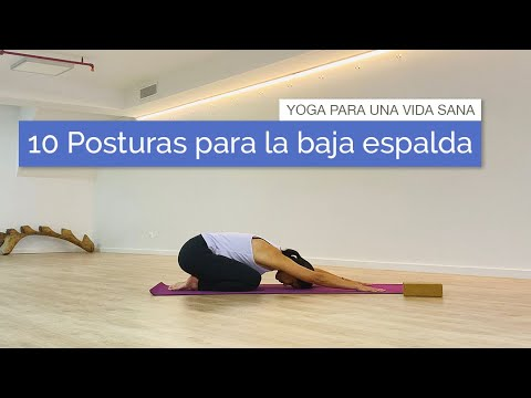 10 Posturas De Yoga Para La Espalda Baja
