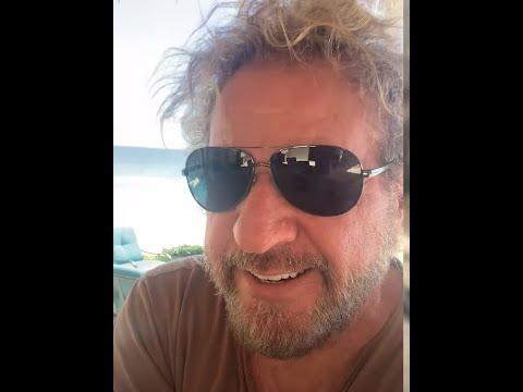 Sammy Hagar opened up more about friend/bandmate Eddie Van Halen - interview posted