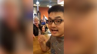 American woman calls Asians 'foreign dogs' in New York McDonald's