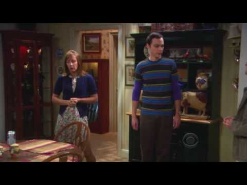 The Big Bang Theory - Scene from The Electric Can Opener Fluctuation