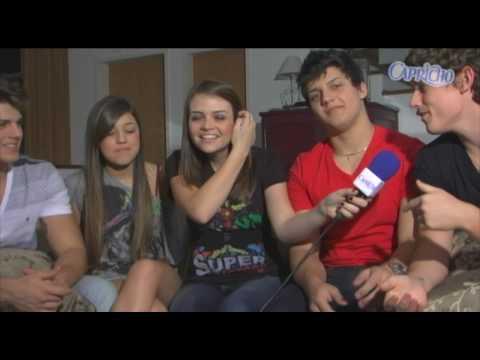 Karol entrevista a Família Sampaio