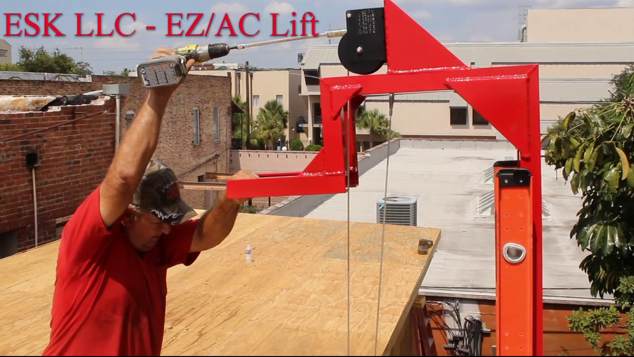 2 Ton Ez Ac Lift Youtube