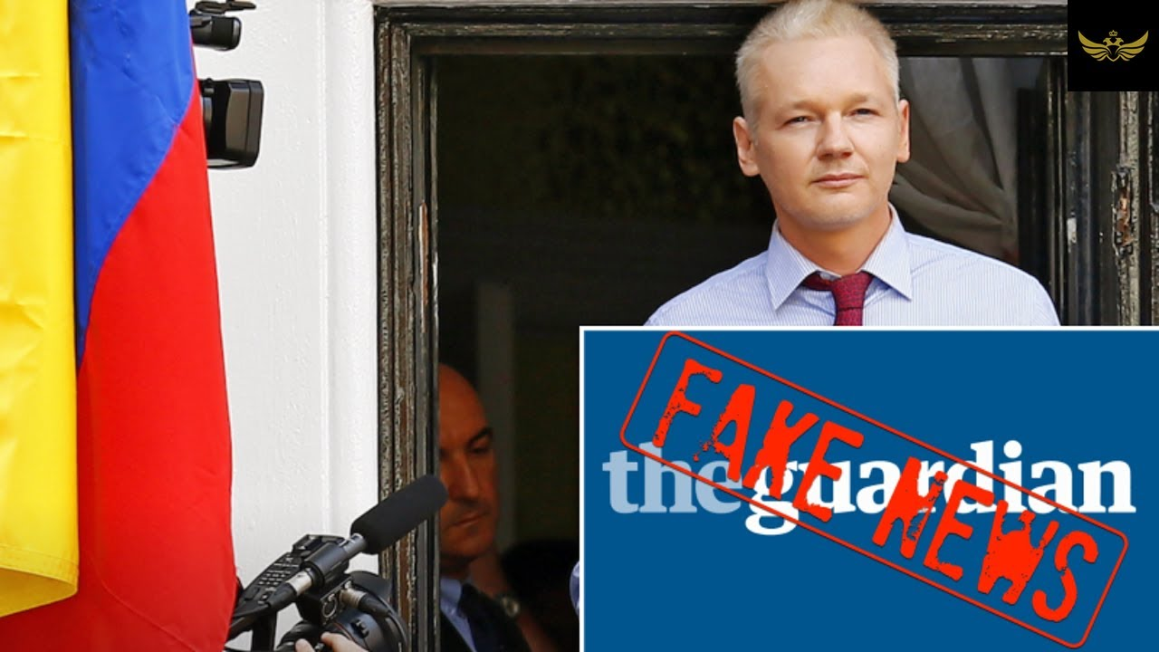 The Guardian admits spreading fake news about Russia smuggling Assange out of Ecuador Embassy