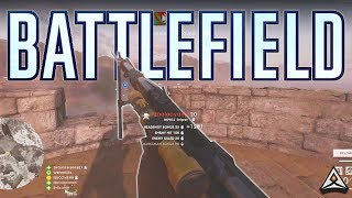 Headshot Machine - Battlefield Top Plays