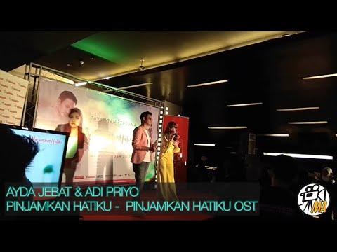 PINJAMKAN HATIKU OST: Ayda Jebat & Adi Priyo - Pinjamkan Hatiku