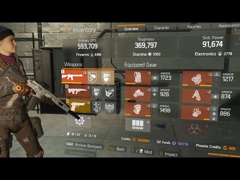 THE DIVISION - EASIEST WAY TO GET EXOTIC WEAPONS & GEAR! BEST WAY TO GET EXOTIC LOOT IN PATCH 1.6