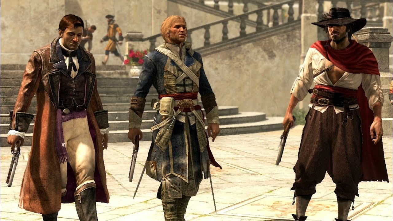 Assassin's Creed 4 Mister Walpole, I Presume 100% Sync PC ...