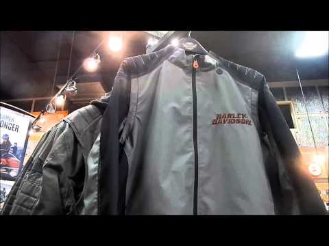 Open Road Harley-Davidson MotorClothes New Jacket Technologies