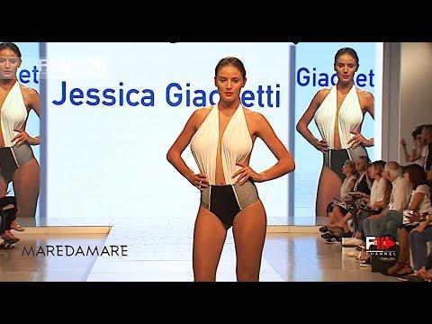 ACCADEMIA ITALIANA - JESSICA GIACHETTI Spring Summer 2018 Maredamare 2017 Florence - Fashion Channel