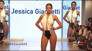 ACCADEMIA ITALIANA   JESSICA GIACHETTI Spring Summer 2018 Maredamare 2017 Florence   Fashion Channel
