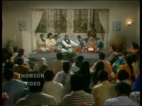 Mehdi Hassan Khan Sahib/gulon Mein Rang Bhara With Ustad Tari Sahib By ASAD NAQVI..Sargodha.Pak