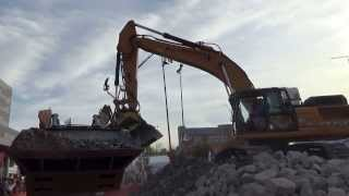 Video still for MB Crusher Demo at ConExpo 2014