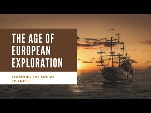 European Age Of Exploration Part II: The Spanish & Portuguese